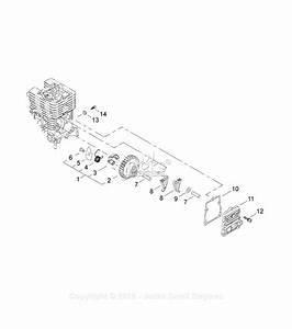 Shindaiwa S4000 Parts Diagram For Cam Gear