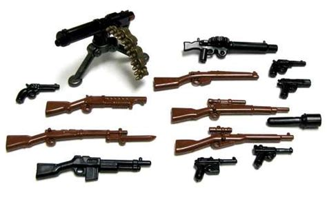 brickarms world war  battlefront wwi  weapons pack