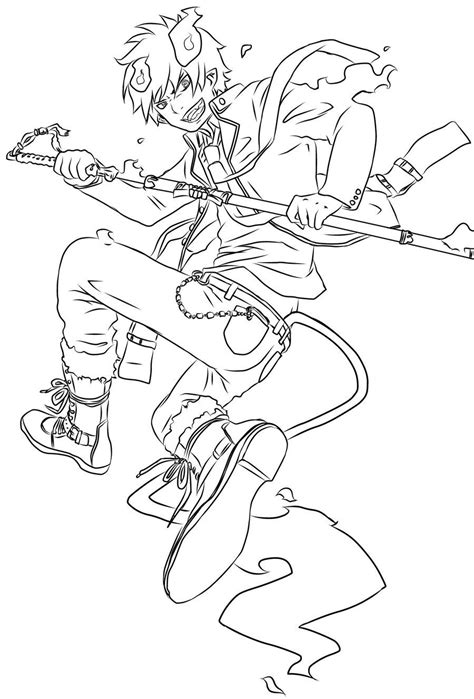 how to color lineart pin by aka monkey d luffy on lineart coloring