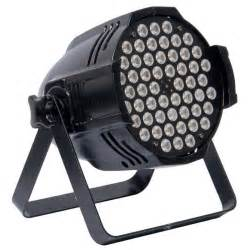 Moving Laser Lights by 54x3w Warm White Led Par Can Light High Power For Sale