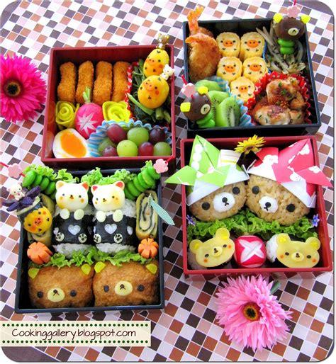 cuisine bento adorable rilakkuma bento cooking gallery