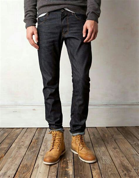 sepatu casual country boots denim 39 s wingtip boots search shoes n stuff