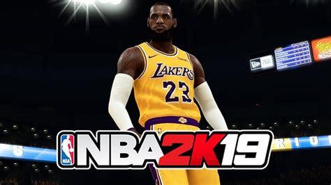 NBA 2K19 Gameplay - LA Lakers vs. Golden State Warriors ...