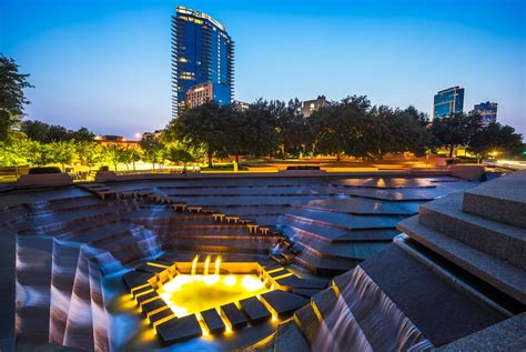Water Gardens Ft Worth by Fort Worth Water Gardens James Brandon Photography