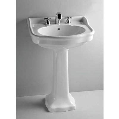 pedestal sinks home depot canada vitra by vitra pedestal lavatory sink and leg set