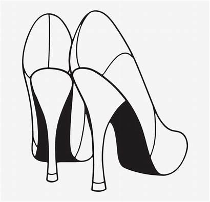 Heel Clipart Heels Shoes Stiletto Shoe Transparent