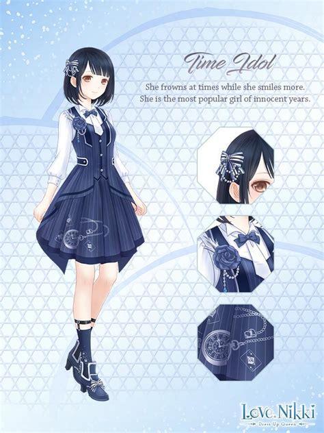 time idol love nikki dress  queen wiki fandom