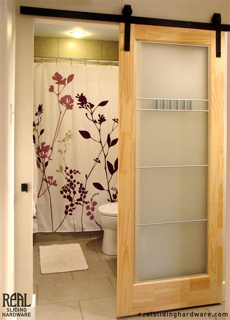 bathroom door designs the diy sliding barn door ideas for you to use
