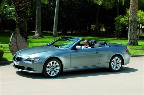 2008 Bmw 6 Series by 2008 Bmw 6 Series Coupe Cabriolet Facelift New 635d