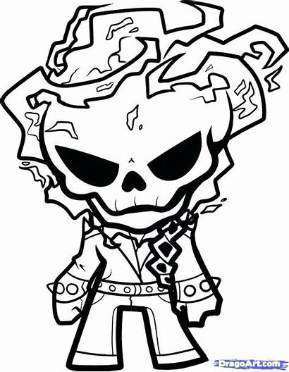 Ghosts Coloring Pages Duty Call Captivating Ghost