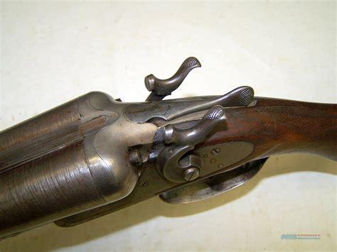 Lc Smith Hammer Sxs Shotgun