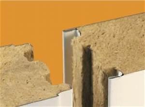 Laine De Roche Anti Feu : panneau acier laine de roche coupe feu 2 3h cf12 coupe ~ Dailycaller-alerts.com Idées de Décoration