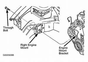 Removal Of Power Steering Pump Bracket