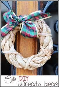 Pinterest DIY Wreath Ideas