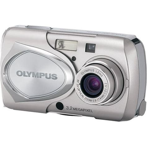 Olympus Stylus 300 Battery And Charger  Stylus 300