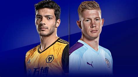 Live match preview - Wolves vs Man City 21.09.2020