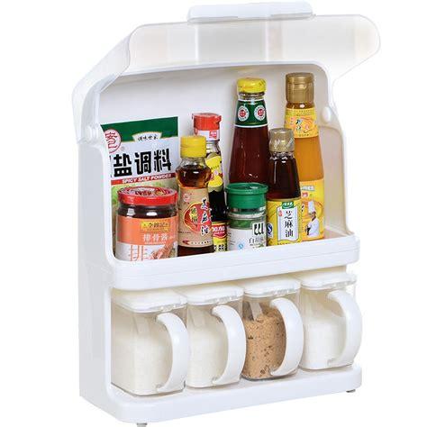 Kitchen Seasoning Rack by Kitchen Rack Seasoning Seasoning Storage Deck