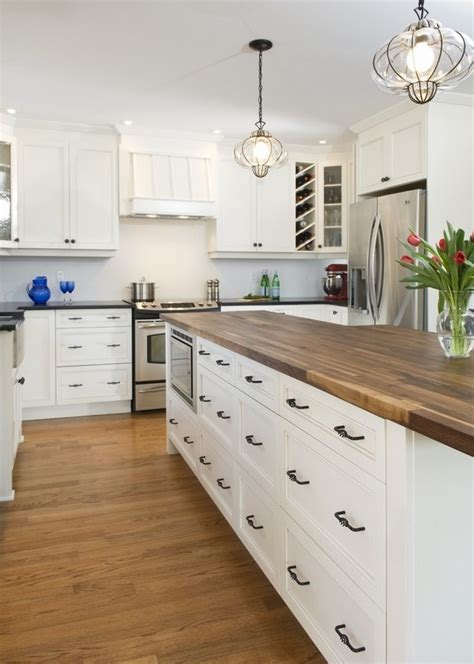 butcher block countertops warmth  appeal