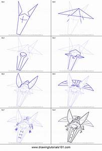 how to draw vikavolt from sun and moon printable