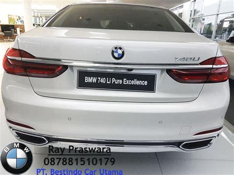 7 Series Info Harga Terbaru All New Bmw 740li Pure