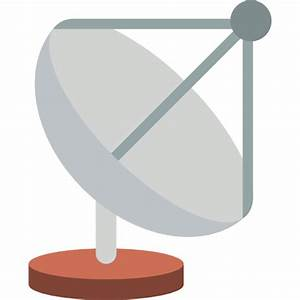 Satellite dish - Free technology icons