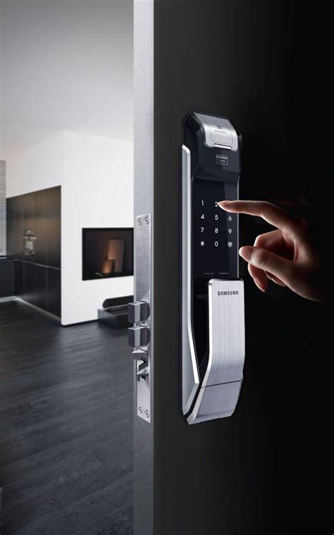 smart home door lock biometric door locks smart door lock