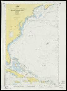 Atlantic Ocean North America Map