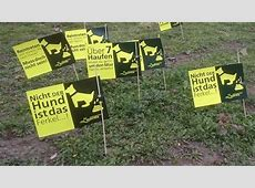 Worms HundekotProblem Stadt startet Markierungsaktion