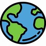 Globe Icon Earth Icons Location Internet Worldwide