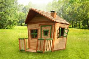 Maison De Jardin En Bois Enfant : maisonnette de jardin en bois pour enfant jesse ~ Dode.kayakingforconservation.com Idées de Décoration
