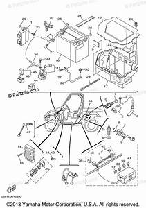 Yamaha Side By Side 2008 Oem Parts Diagram For Electrical