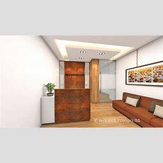 Small Office Interior Design By Zero Inch Interiors Ltd
