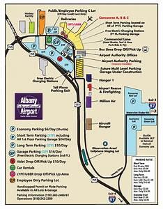 Parking Map  U0026 Information