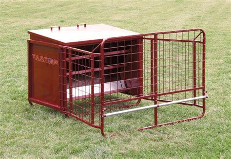 tarter lb goat creep feeder gc ebay