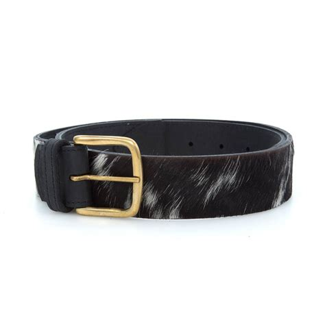 Cowhide Belts by Cowhide Belts The Jambo Collection