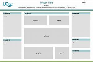 Ucsf ophthalmology graphic imaging module poster printing for Ucsf powerpoint template