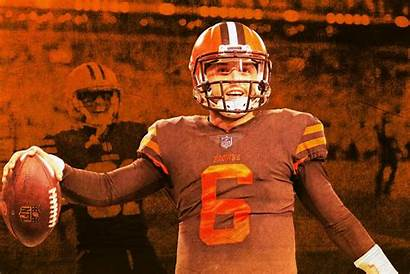 Mayfield Baker Browns Cleveland Wallpapers Won Them