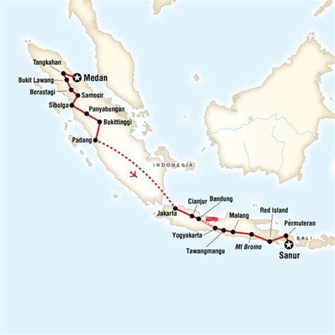 indonesia  depth sumatra java bali  adventures