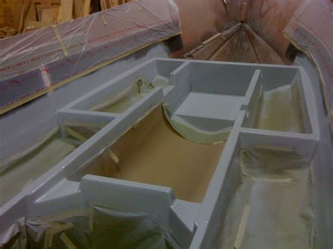 Boat Stringer System by The Ultimate Stringer Grid The Hull Boating And