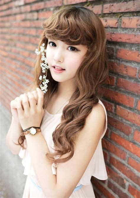 asian hairstyle images  pinterest hair dos