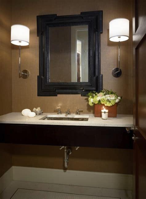 floating vanity contemporary bathroom hickman design