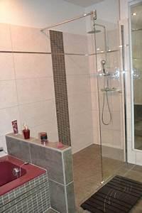 Salle De Bain à L Italienne : douche l 39 italienne r novation salle de bain n mes ~ Dailycaller-alerts.com Idées de Décoration