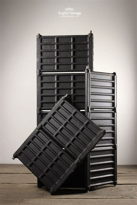 salvaged wall mount flat panel radiators