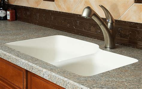 Karran Undermount Sink With Laminate by Karran Sinks Arizona Laminate