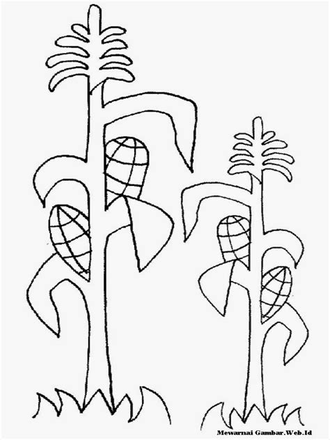gambar kartun anak menanam pohon keren bestkartun