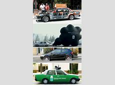Guerilla Marketing With A Hemi Wild Campaigns With Cars