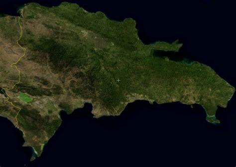 Ģeogrāfiskā karte - Dominikāna - 1,270 x 899 Pikselis ...