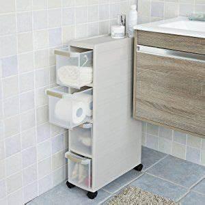 Schmales Regal Küche : sobuy rollwagen mit vier sch ben nischenwagen schubladencontainer k chenregal frg41 hg ~ Markanthonyermac.com Haus und Dekorationen