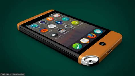 phone gets firefox phone gets rendered is small and focused on its