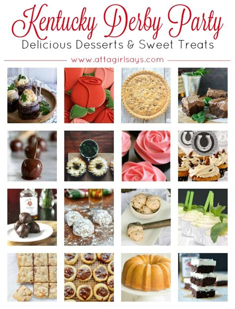 kentucky derby menu ideas kentucky derby party menu recipes page 3 of 4 atta girl says